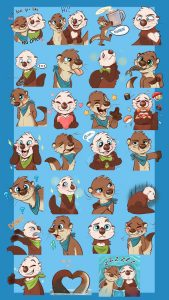 10 + Best Furry Telegram Stickers | Add Directly to Your