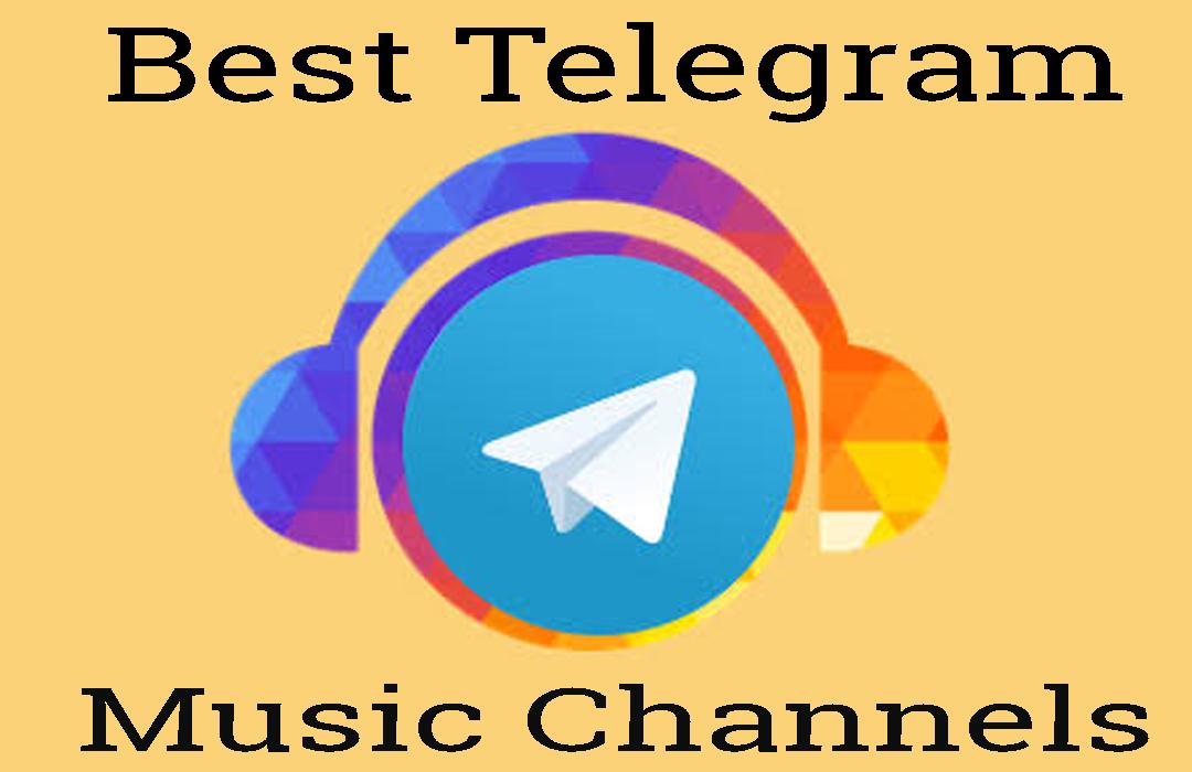Best music channels for telegram