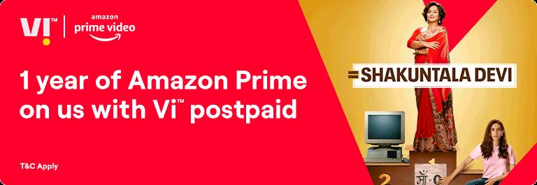 VI Amazon Prime