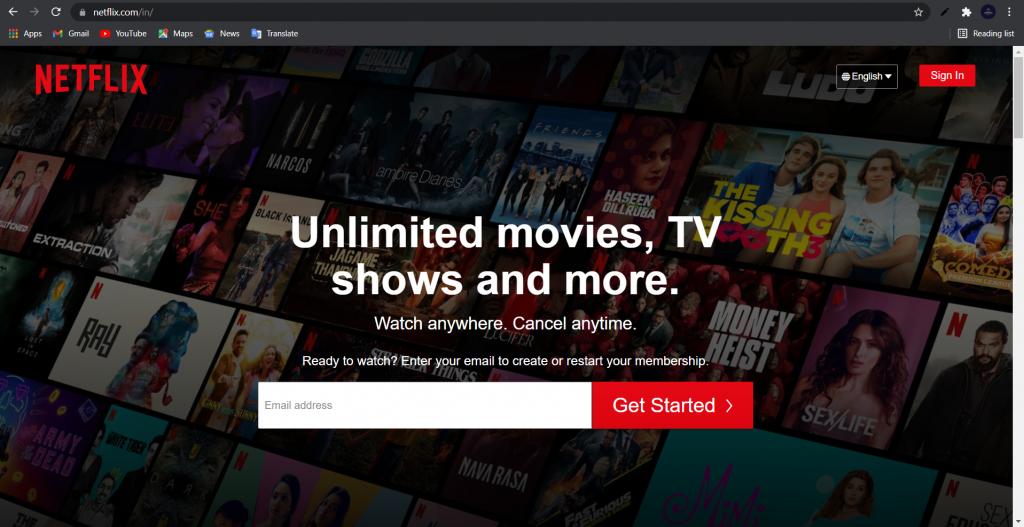 Free Netflix Subscribtion